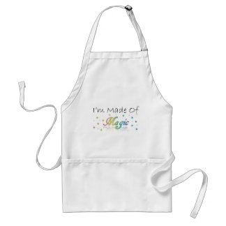I'm Made Of Magic Standard Apron