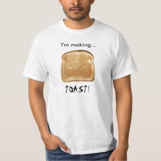 I'm making... TOAST! Invader Zim shirt. T-Shirt
