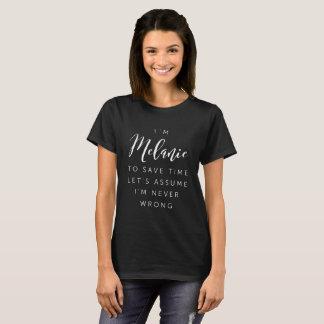 I'm Melanie T-Shirt
