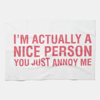 I'm Nice Towels