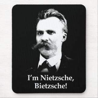 I'm Nietzsche, Bietzsche! Mouse Pad