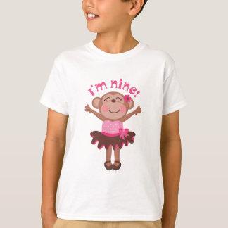 Im Nine 9th Birthday Gift T-Shirt