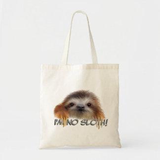I'm No Sloth Tote Bag