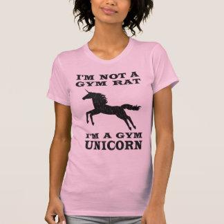 I'm Not A Gym Rat I'm A Gym Unicorn Shirts