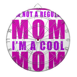 I'm not a regulus mom i'm cool mother dartboard