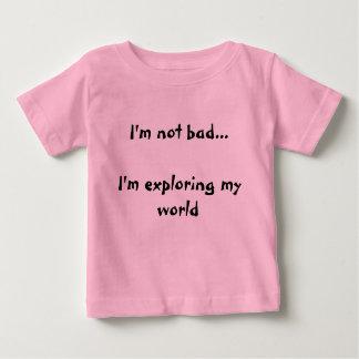 I'm Not Bad Shirts