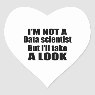 I'm not Data scientist but i'll take a look Heart Sticker