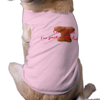 I'm not fat I'm just a little husky. Shirt