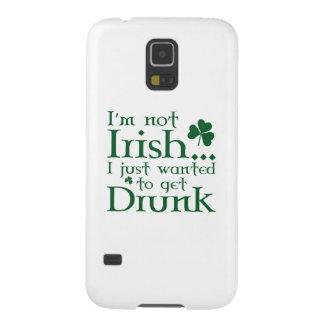 I'm Not Irish Galaxy S5 Cover