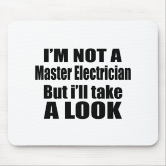 I'm not Master Electricianbut i'll take a look Mouse Pad
