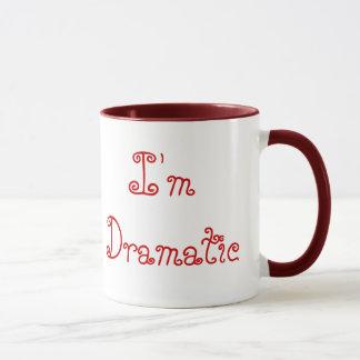 I'm not Moody, I'm Dramatic