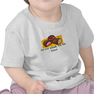 I'm not small, I'm fun sized t-shirt for 18-months