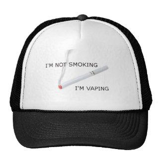 Im not smoking Im vaping Trucker Hat
