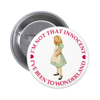 I'M NOT THAT INNOCENT 2 INCH ROUND BUTTON