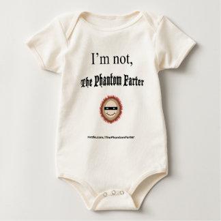 I'm not The Phantom Farter (Baby) Baby Bodysuit