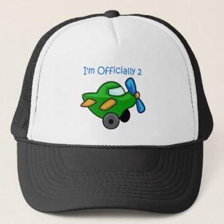 I'm Officially 2, Jet Plane Trucker Hat
