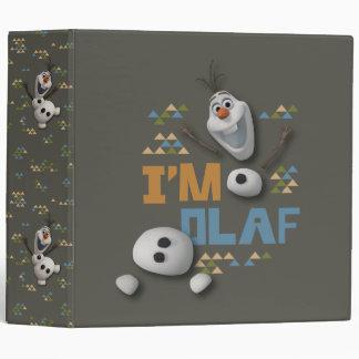 I'm Olaf Binders