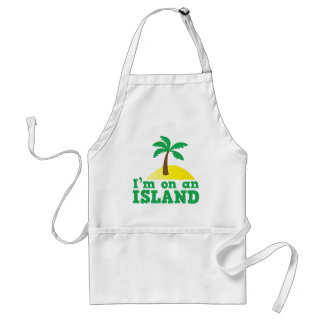 I'm on an island standard apron