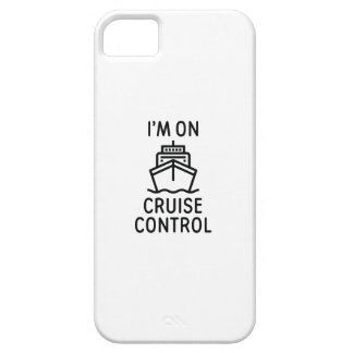 I'm On Cruise Control iPhone 5 Case