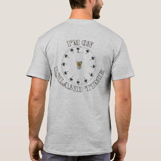 I'm on Island Time Men's T-Shirt