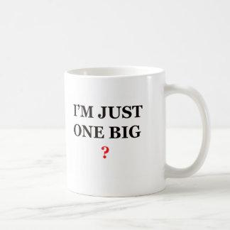 I'm One Big Question Mark Coffee Mug