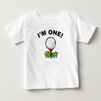 I'm One Golf Baby T-Shirt