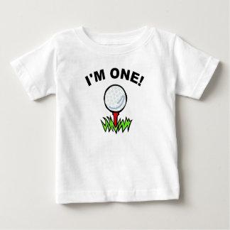 I'm One Golf T-shirts