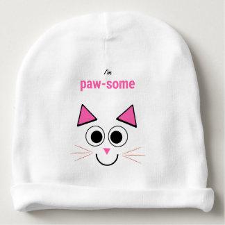 I'm Paw-some - Baby Beanie