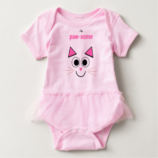 I'm Paw-some - Baby Outfit Baby Bodysuit