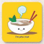 I'm Pho Real Beverage Coaster