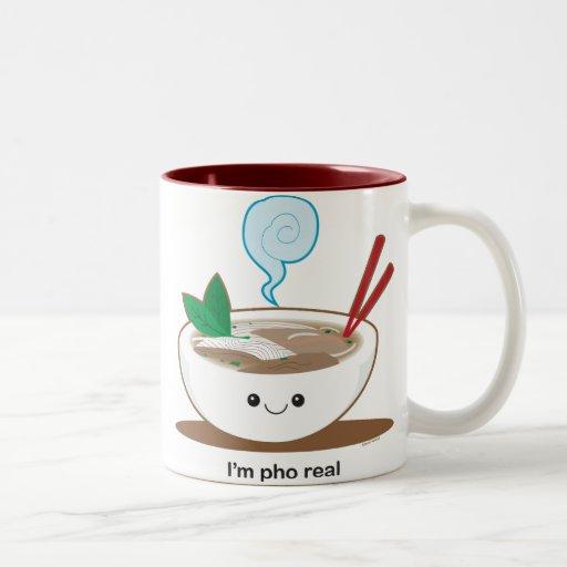 I'm Pho Real Two-Tone Coffee Mug