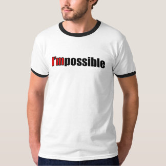 I'm Possible Shirt (Red)