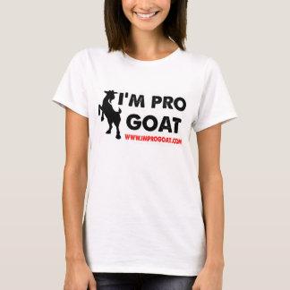 I'm Pro Goat T-Shirt