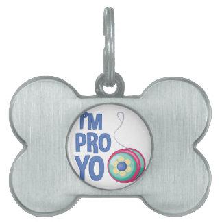 Im Pro Yo Pet Tags