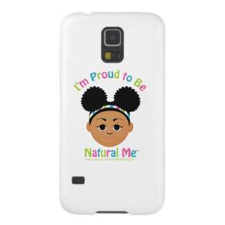 I'm Proud to Be Natural Me! Cases! Galaxy S5 Cases