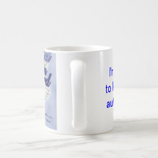I'm proud to know the author of Angel On Board Classic White Coffee Mug