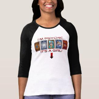 I'm Psychic - Girl T Shirts