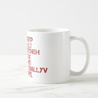 I'm Really a Spy Coffee Mug