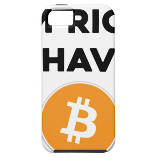 I'm rich - I have Bitcoin Case For The iPhone 5