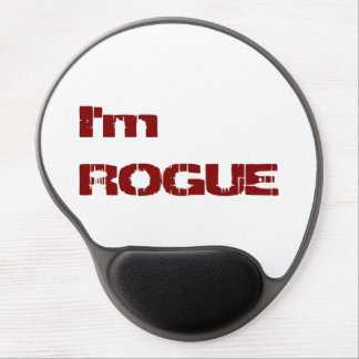 I'm ROGUE Gel Mouse Pad