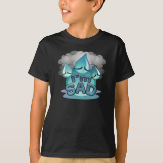 I'm Sad Kids dark T-shirt