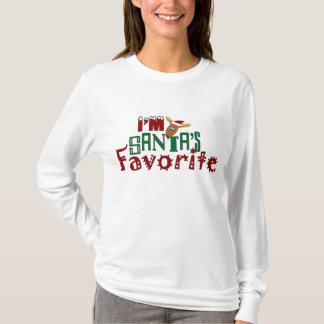 I'm Santa's Favorite T-Shirt