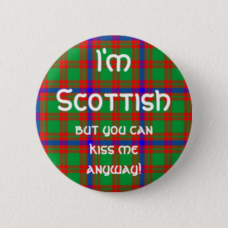I'm Scottish 2 Inch Round Button