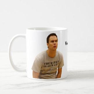 """""""I'm Serious!"""" Classic White Coffee Mug"""