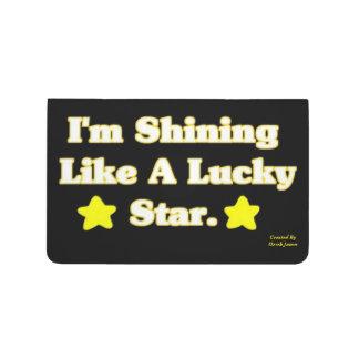 I'm Shining Like A Lucky Star Pocket Journal