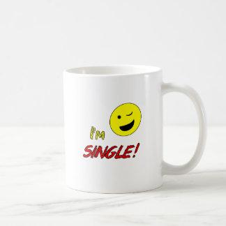 I'm Single Coffee Mug