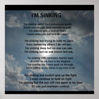 I'M SINKING poster