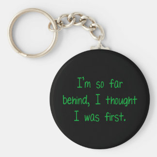 I'm so find behind keychain