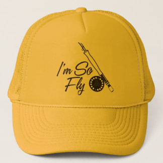 I'M SO FLY BASEBALL CAP