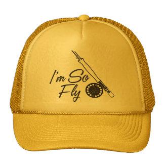 I'M SO FLY BASEBALL CAP TRUCKER HAT